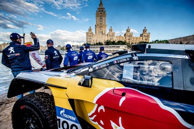 Peugeot dans les starting-blocks pour le Silk Way Rally ! 326017595f7ff5b3d44