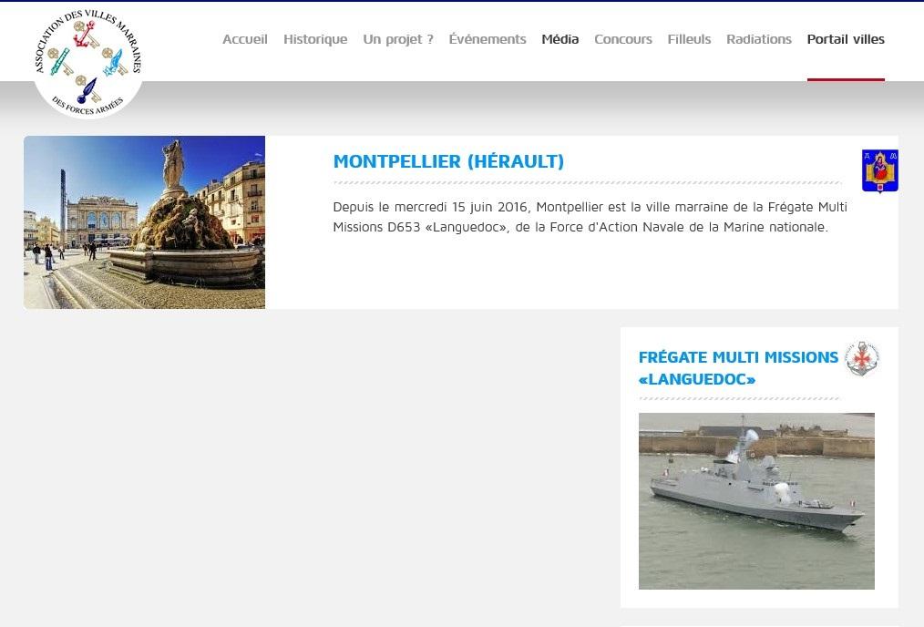 [Les traditions dans la Marine] Les Villes Marraines - Page 10 327143FREMM