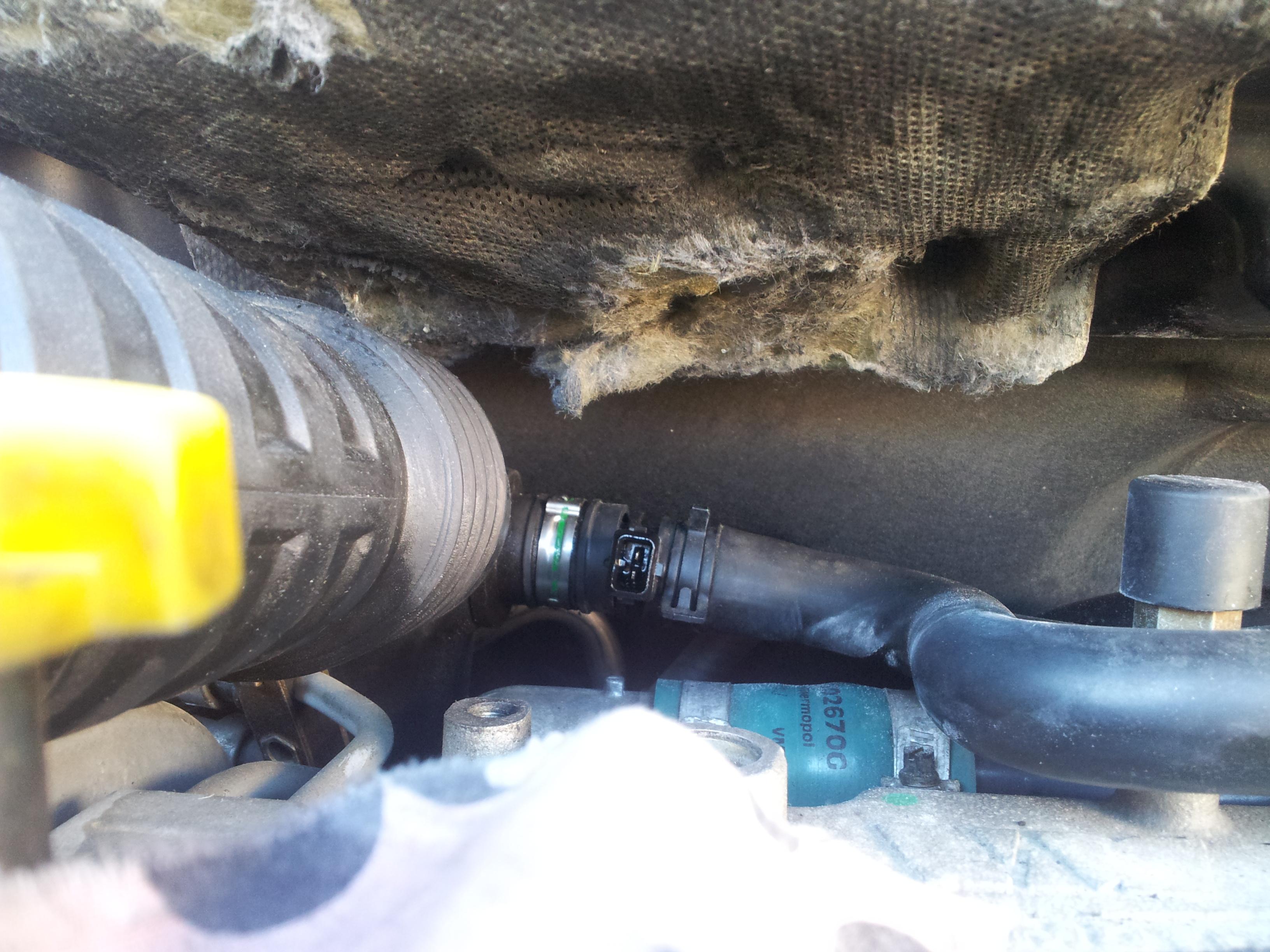 Claquage du fusible heater fuel  32920320160813160730