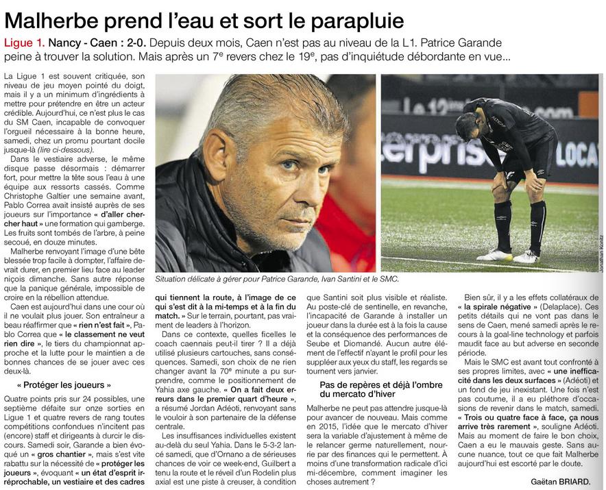 [11e journée de L1] AS Nancy L 2-0 SM Caen - Page 2 33011163OF