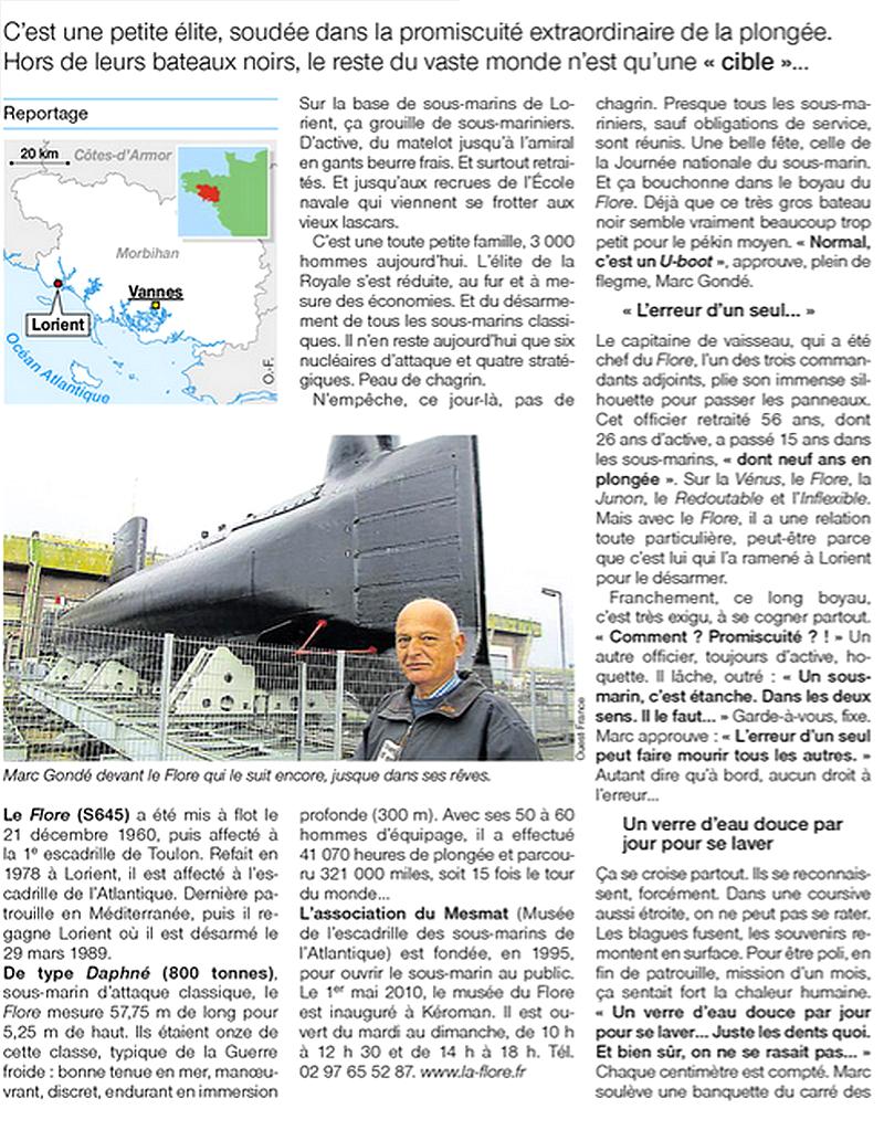 [ Associations anciens Marins ] Les membres du MESMAT nouvel équipage de la FLORE - Page 5 330198flore2