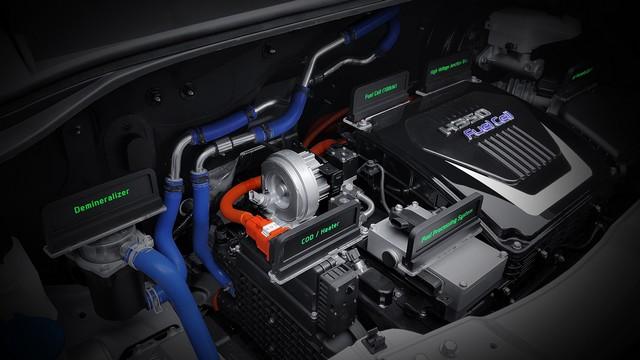 Hyundai Motor dévoile le H350 Fuel Cell Concept au Salon IAA du Véhicule Utilitaire 2016 de Hanovre 331922H350FuelCell07