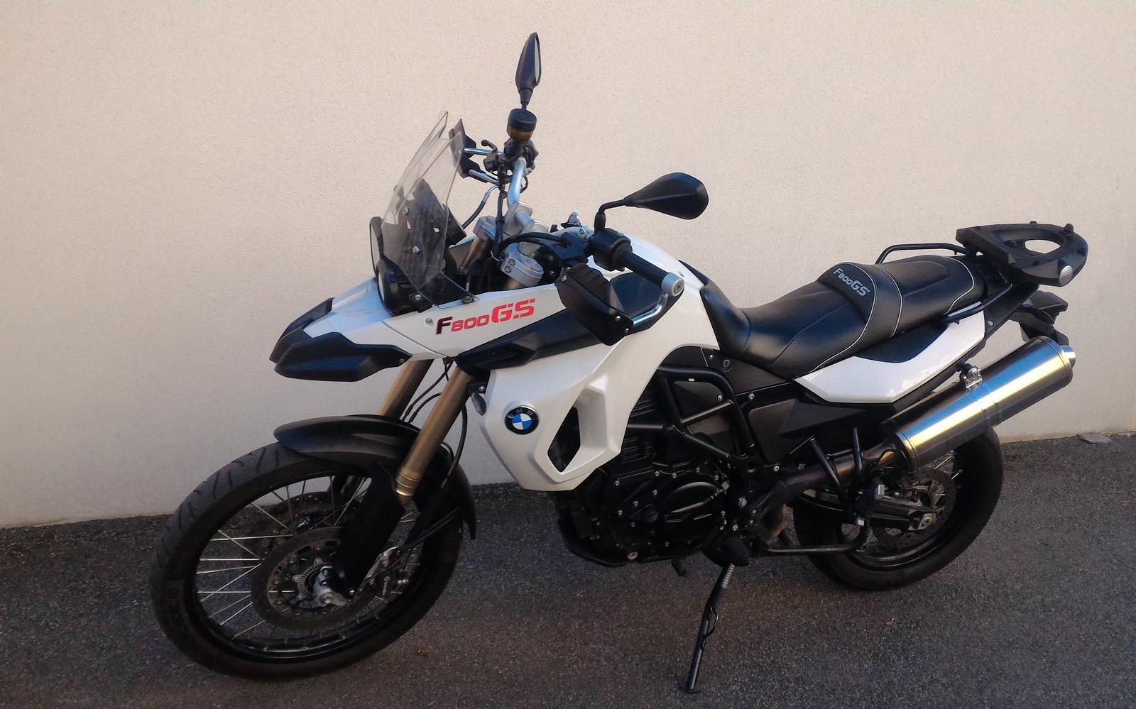 Bmw F800 GS [Espé] 332250P2016090847