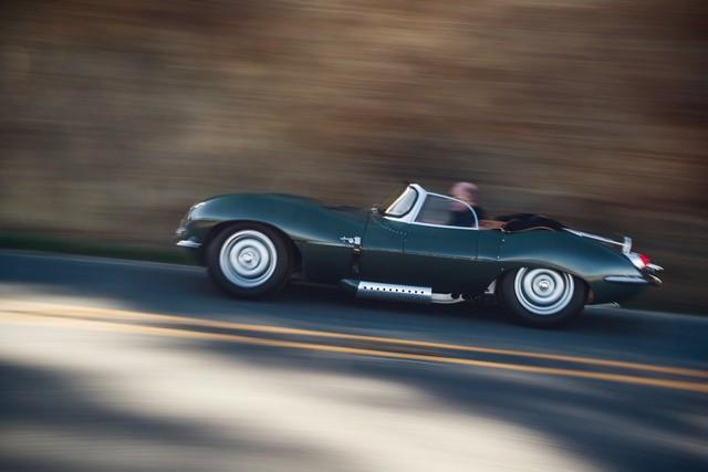 La « Nouvelle Jaguar XKSS D'origine » Dévoilée À Los Angeles  332693jaguarxkssla113