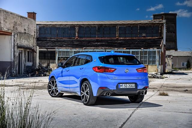 La nouvelle BMW X2 Silhouette élégante, dynamique exceptionnelle 333204P90278936highResthebrandnewbmwx2