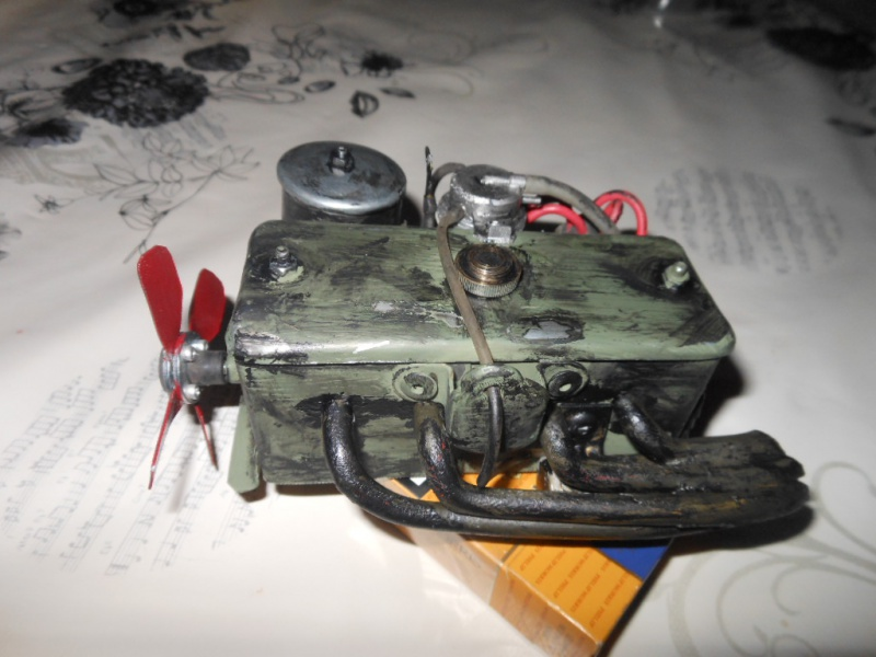Erik : carrossier voitures miniatures , artisan formeur de tôle 333340DSCN5366
