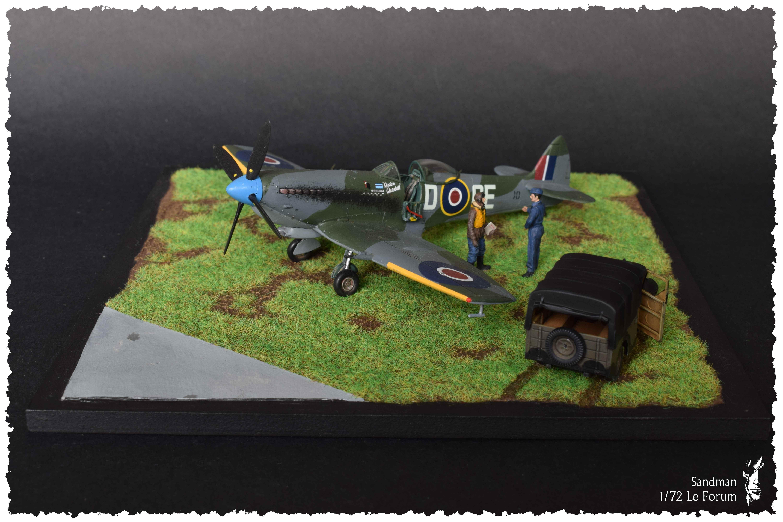 [Heller] Spitfire Mk. XVI 334231SpitfireMk1614