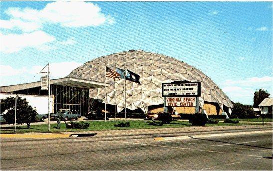 Virginia Beach (Civic Dome) : 21 août 1968 [Second concert] 334654288n