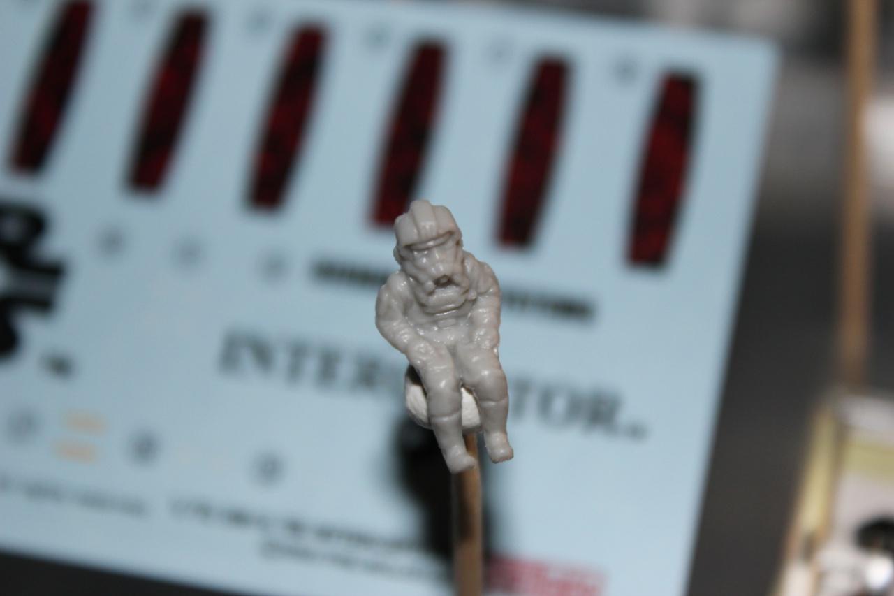 Star Wars [Tie Interceptor] FineMolds 1:72 335363DPP0006