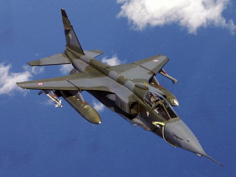 MCDONNELL-DOUGLAS F/A-18 HORNET  337464Sepecat_Jaguar
