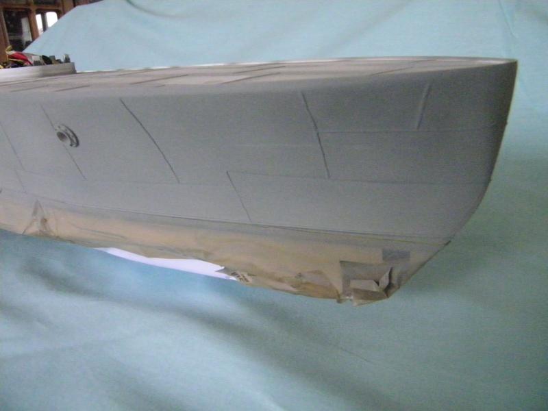 Russian gunboat Bk 1124 au 1/20e sur plan  - Page 4 3381641004283