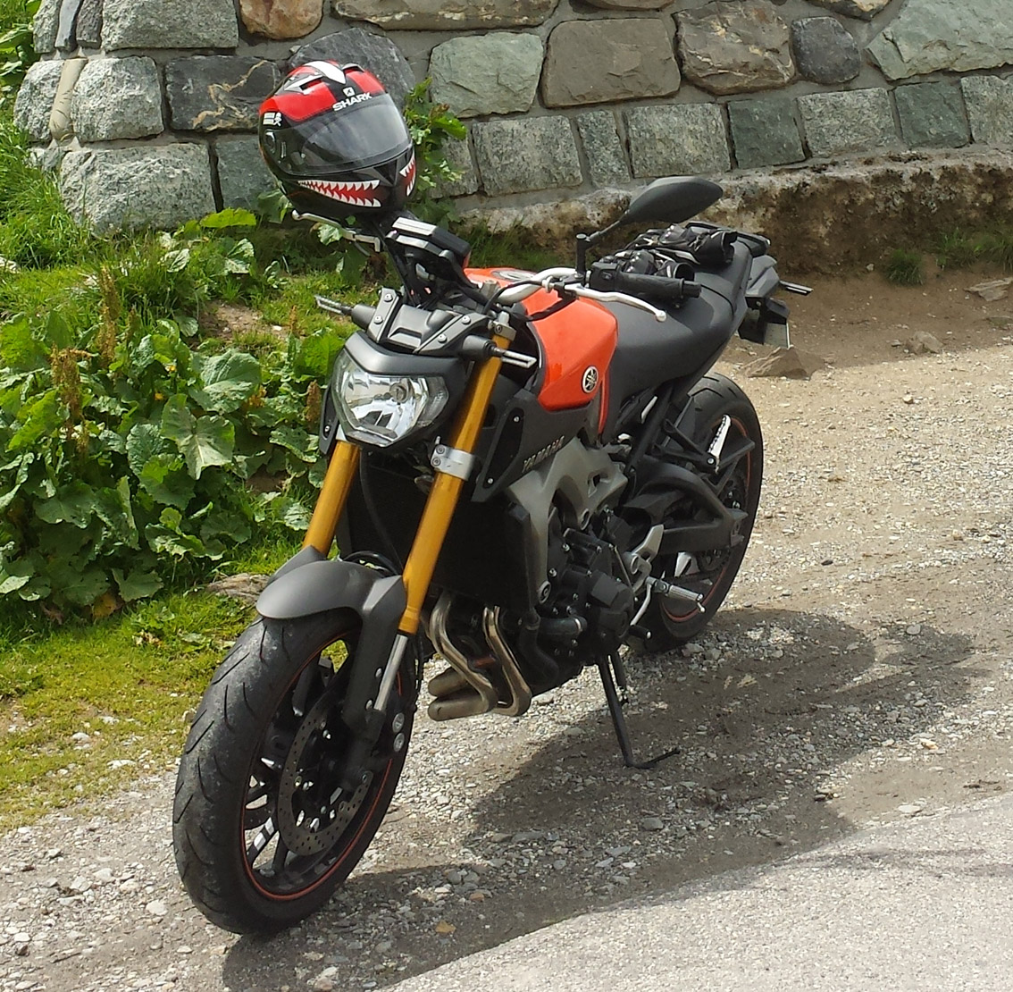 Photos de toutes les Yamaha MT-09 du forum ! :) 338571YXavyest