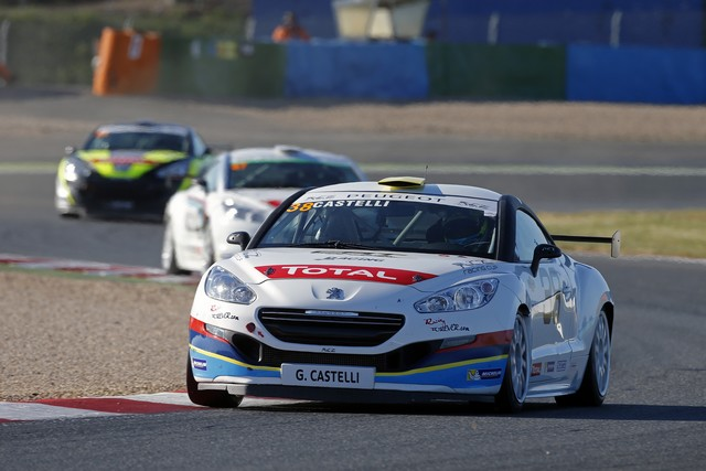 RCZ Racing Cup / David Pouget Fait Le Plein De Points À Magny-Cours ! 33865057817c0204720