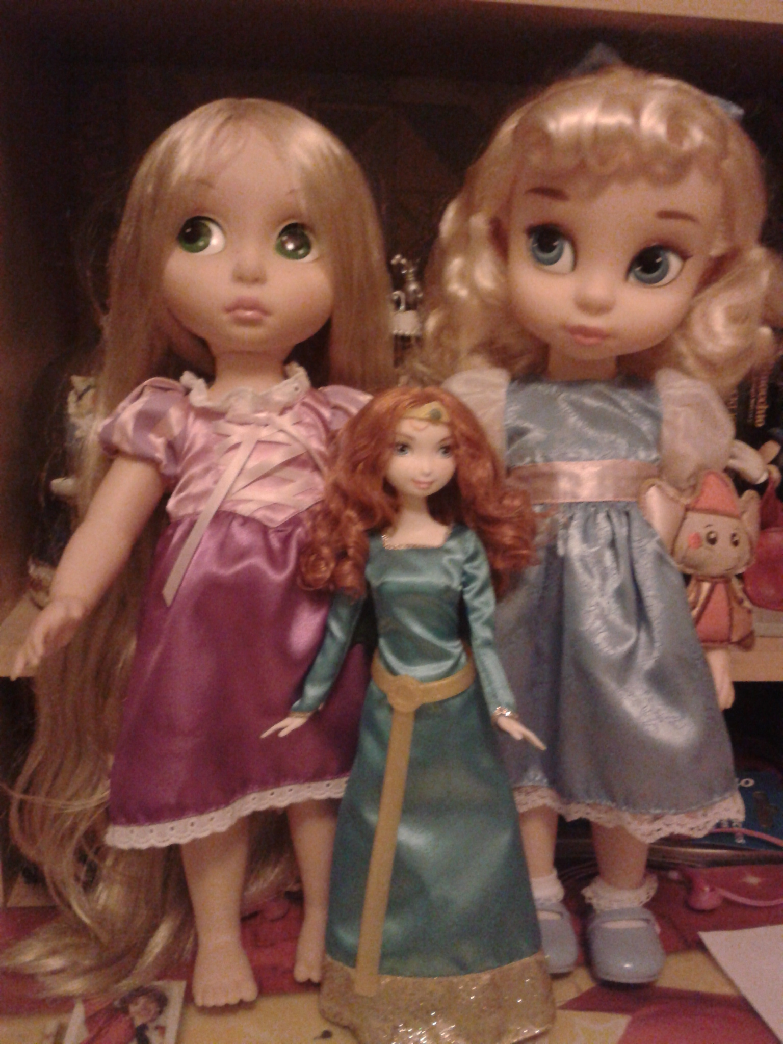 Disney Animator's Collection (depuis 2011) 33937120121118185401