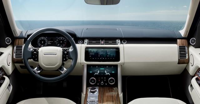 Le Nouveau Range Rover intègre dans sa gamme une motorisation essence hybride rechargeable 341190rr18mydetail10101703