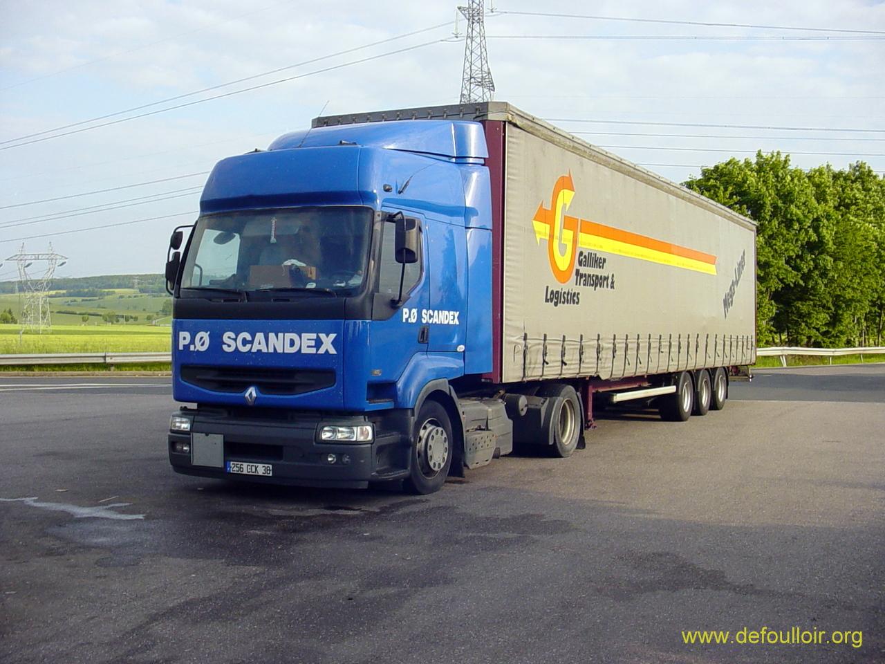 P.O  Scandex - (Reventin-Vaugris, 38) 341988CamionGaliker27Mai20102