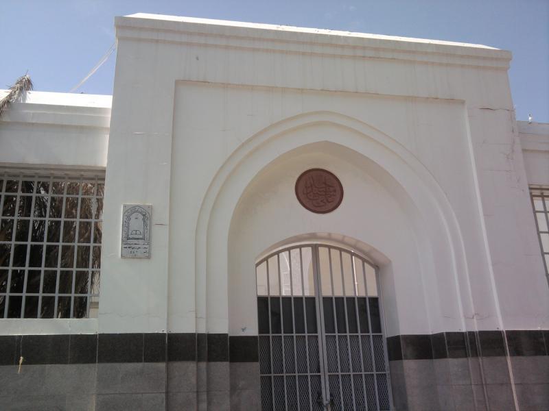 المدينة المنورة : مسجد علي بن أبي طالب 342827Mosali