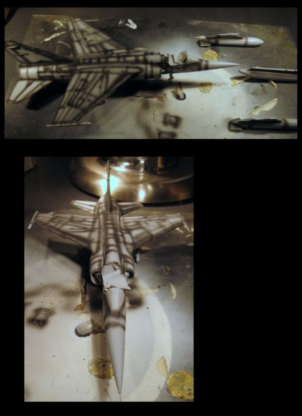Mirage F1 CR heller 72e 344686Captureryut