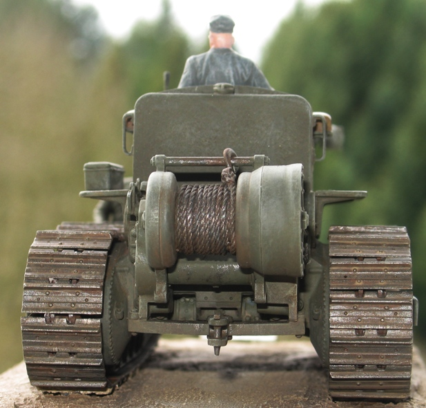 Tracteur US D7  Miniart 1/35  ref 35225 345262IMG0015
