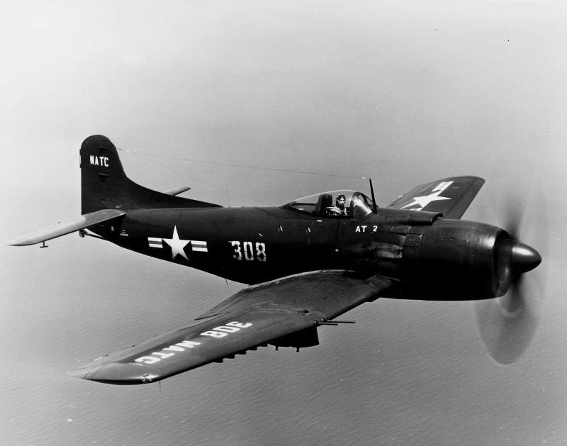 MCDONNELL-DOUGLAS F/A-18 HORNET  345335Martin_AM_Mauler