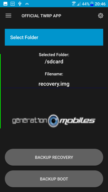 [RECOVERY HTC 10] TWRP 3.3.1-0-pme [20/05/2019] 34594207Screenshot