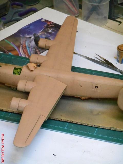 B24.D LIBERATOR kit 1/72 Revell 346667DSCN8496Copier