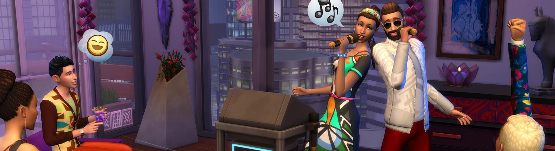 Les Sims 4 Vie Citadine [3 Novembre 2016] 347189fCcdNJ31