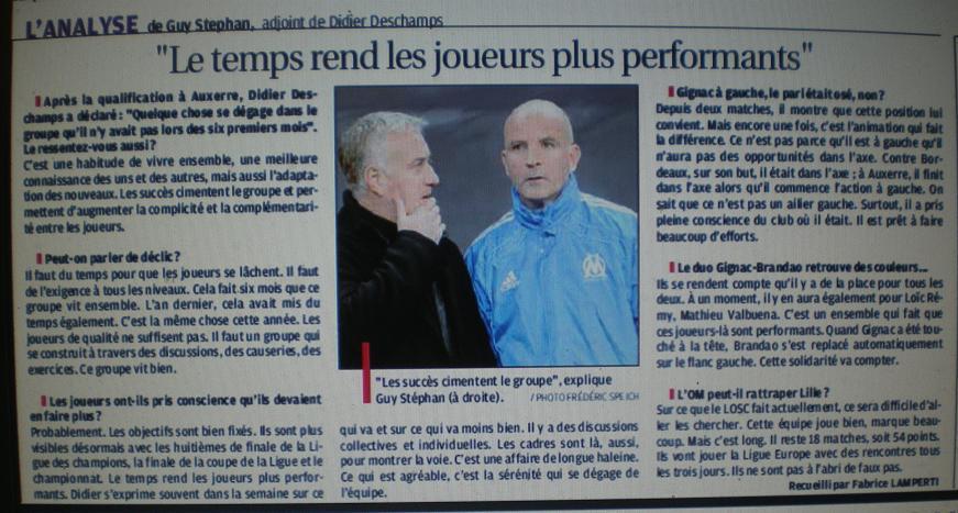 LE STAFF TECHNIQUE OLYMPIEN  - Page 2 347529IMGP3657