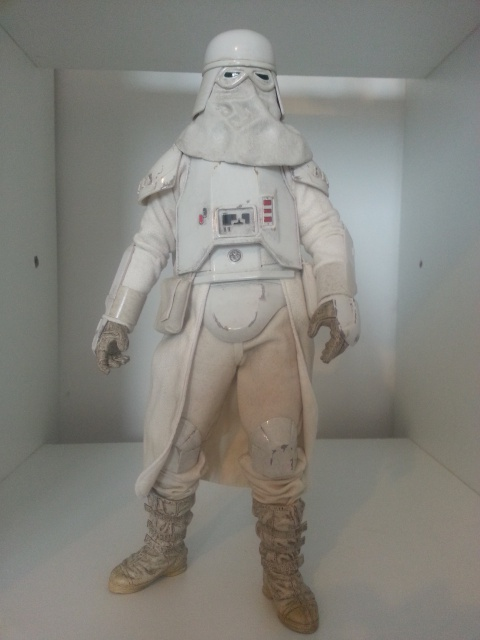 red360 review's : Star Wars Battle Of Hoth: Snowtrooper by Sideshow 34924720130426153423