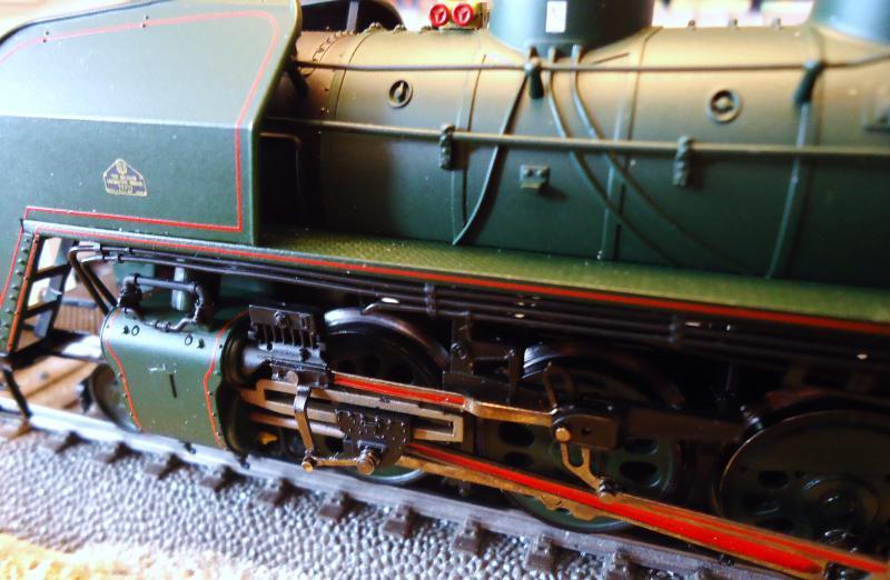 Loco vapeur 141 Jouef 3 rails AC d'origine 349480DSC02372