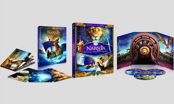 [20th] Le Monde de Narnia : L'Odyssée du Passeur d'Aurore (2010) - Page 11 352343narniadawntreaderartpic