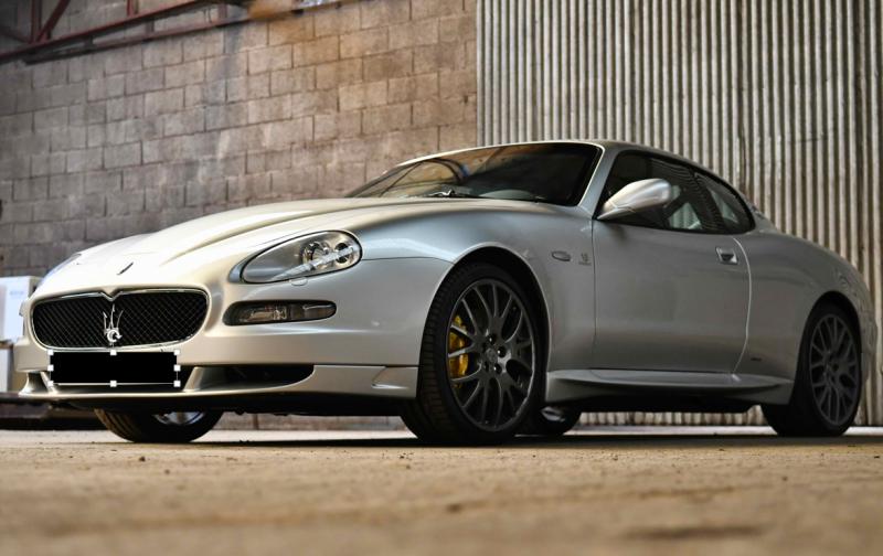 A vendre Maserati GranSport 352561annonce2