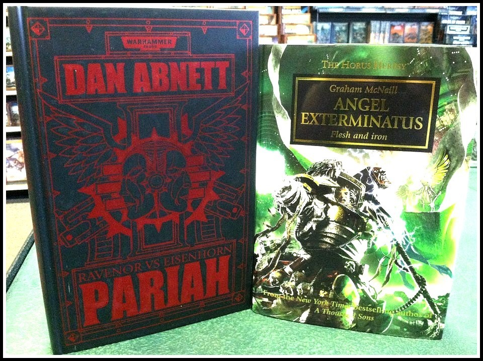 [Horus Heresy] Angel Exterminatus by Graham McNeill (premium hardback) - Page 4 352614PariahvsAngel