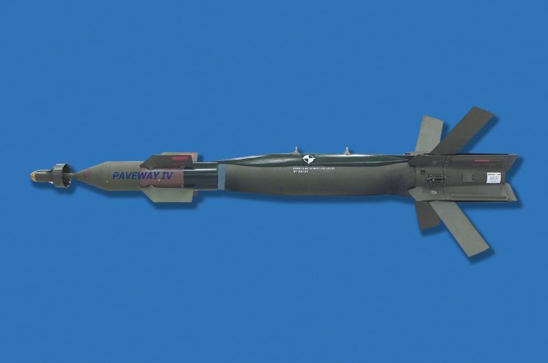 MCDONNELL-DOUGLAS F/A-18 HORNET  355504Paveway_IV