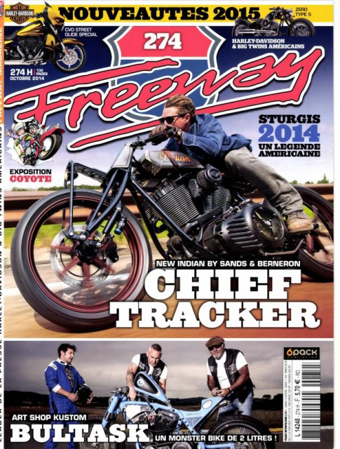 Indian Chief Tracker. 355943L4248H