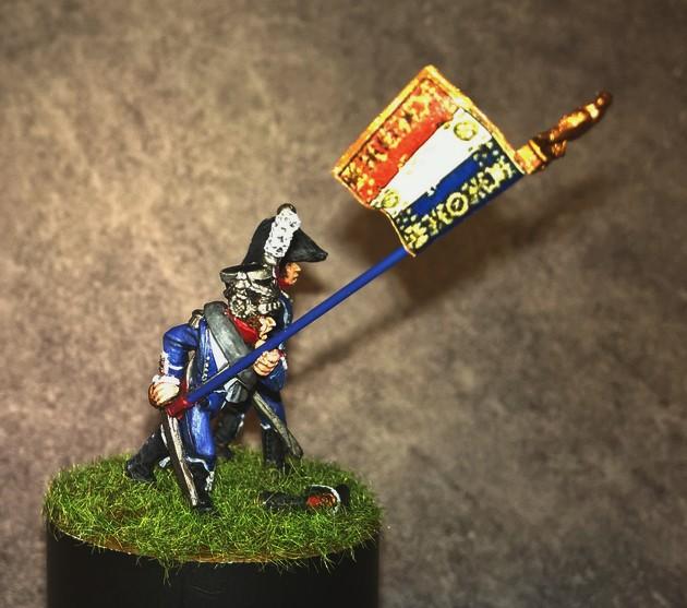 7ème régiment d infanterie légère - 1812 - Petite surprise ! 3561417emergtinflgre18124