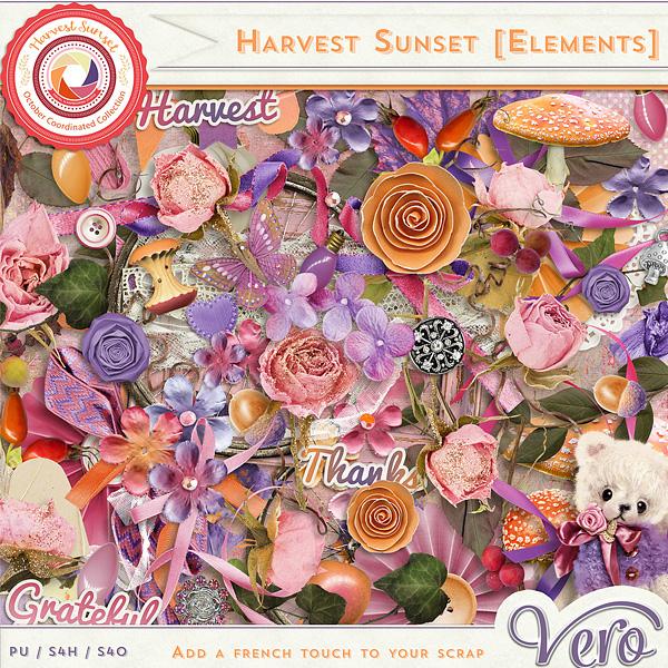 Véro - MAJ 02/03/17 - Spring has sprung ...  - $1 per pack  - Page 10 356613Veroharvestsunsetelpv