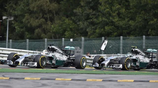 F1 GP de Belgique 2014 : Victoire Daniel Ricciardo 3571052014nicoRosberg1