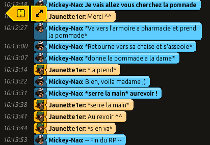 {C.H.U} Rapport d'actions RP de Mickey' 357830472
