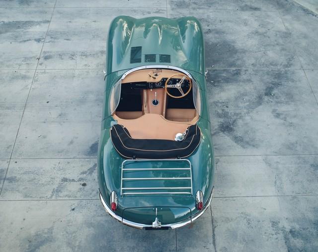 La « Nouvelle Jaguar XKSS D'origine » Dévoilée À Los Angeles  358139jaguarxkssla120