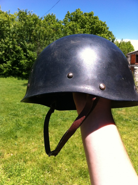 Ma petite collec de casques français 359562IMG0897