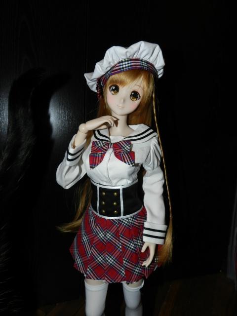Box opening Smart Doll Mirai 360449DSCN6299