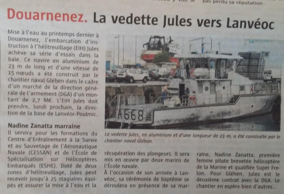 [Vie des ports] LE PORT DE DOUARNENEZ - Page 23 361521Cessan