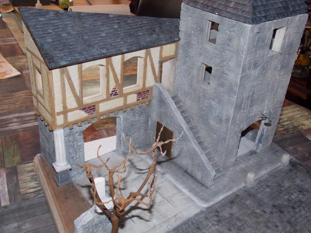 King Tiger à l'entretien Chateau de Chanteloup Aout 44       Projet terminé  - Page 3 361544DSCN5597