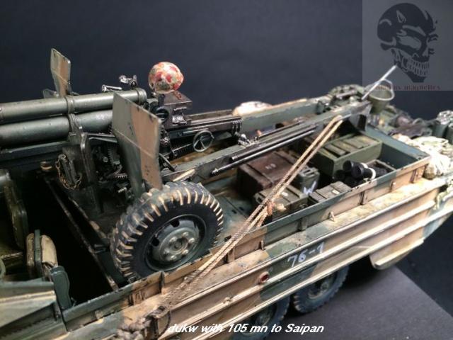 Duck gmc,avec canon de 105mn,a Saipan - Page 3 361579IMG4518