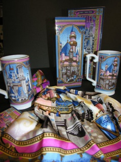 [Disneyland Park] The Disney Gallery - Exposition Crowning Achievements Creating Castles for Magical Kingdoms 363030Castle2