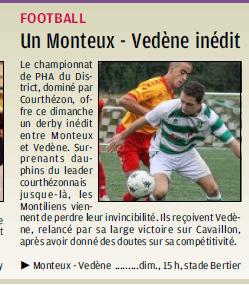 Football Club Féminin Monteux Vaucluse et Monteux foot seniors et jeunes  363354174