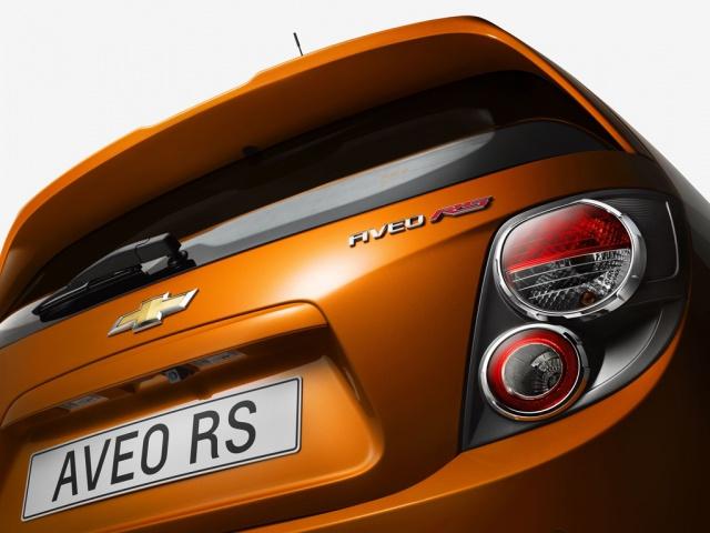 Chevrolet lance l'Aveo RS en Europe  363578chevroletaveors02