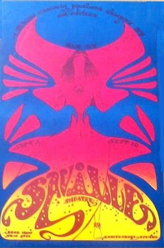 Londres (Saville Theatre) : 27 août 1967 363886SavilleTheateraout67