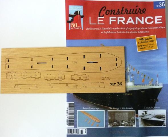 Le france  au 1/250è - hachette-Amati - Page 6 364854Fasc036r